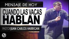 Cuando las vacas hablan - Pastor Juan Carlos Harrigan