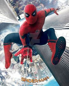 Checkout the Hindi trailer of Upcoming Spider-Man: Homecoming Movie! Directed by Jon Watts, stars Tom Holland, Spider-Man: Homecoming will hit theaters on 7 July 2017 India Amazing Spiderman, All Spiderman, Marvel Comics, Films Marvel, Marvel Heroes, The Avengers, Fan Art, Spider Man Homecoming 2017, Poster