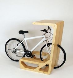 Bike Desk – urban furniture design for eco-friendly persons