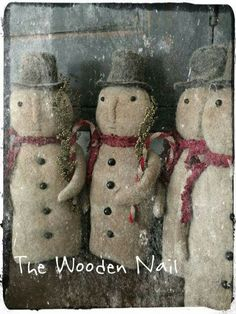 The Wooden Nail