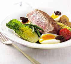 Salad Nicoise - Gordon Ramsay's version of this classic salad is wonderfully simple with all the flavours clearly defined