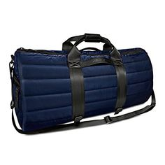 Duffel Bag For Women Men Great For Carry On Gym Bag Classic Travel Bag Weekender Overnight Bag Blue *** See this great product.
