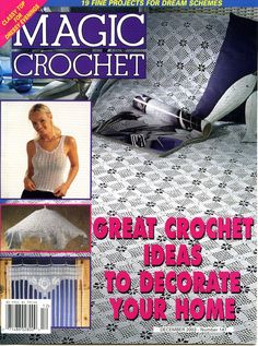 Magic Crochet #147, December 2003