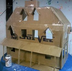 I was never that into doll houses when I was a kid, but after seeing some of the haunted doll houses people are doing I changed my mind. I ...