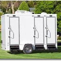 Having an outdoor wedding? Lavish Portable Restrooms bring high-end facilities to you to make your guests feel right at home.