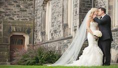 Romantic wedding at Hart House, Toronto.  Photo by:  Love Madly | Wedding Films and Photography | Toronto | Muskoka | Worldwide