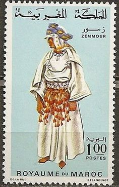 Timbre Collection, Arab World, Postage Stamp Collection, Portrait Illustration, Mail Art, Stamp Collecting, Postage Stamps, Costumes, Moroccan Dress