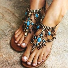 bohemian style makes you chic.