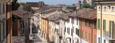 Label_Castiglione, centro storico