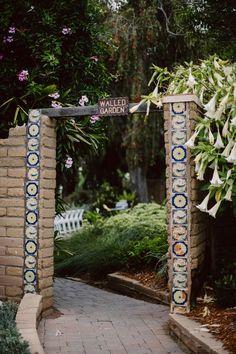 Botanic Garden Wedding   San Diego Wedding Venue   Candid Wedding Photography San Diego Botanic Garden, Places To Get Married, Botanical Gardens, Garden Wedding, Perfect Place, Candid, Floral Arrangements, Wedding Venues, Bloom