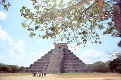 Chichén Itzá. Mexico.