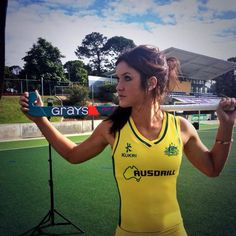 Anna Flanagan,Australian Field Hockey Player for the Grays International . Hockeyroos❤️. We Love Field Hockey ❤️
