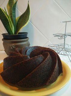 Chocolate and guinness bundt cake. Receta de El rincón de Bea
