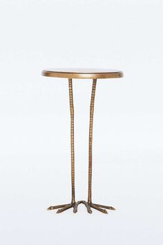 Gold Birdy Table - Urban Outfitters