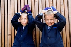 Lawina Kids mittens. Knitted for positive people. http://lawinaknit.com/
