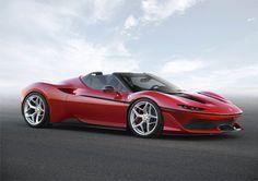 http://wheelz.me/ferrari-j50/ فيراري جي50 2017 #Ferrari #FerrariJ50 #J50 #SpecialEdition #Supercar #cars #Cars2017 #Ferrari_J50 #Ferrari_j_50