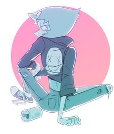 The Mystery Of The Unknown Universe - gullshriek: i cant believe bad pearl is canon...