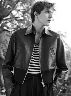 men's fashion & style - Sandro S/S 2016 Campaign