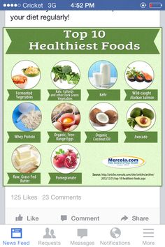 Are you eating these 10 healthy foods? Top 10 Healthy Foods, Healthy Meals For Kids, Healthy Options, Healthy Tips, Kids Meals, Healthy Snacks, Healthy Eating, Healthy Recipes, Healthiest Foods