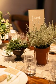 70 pretty potted plants for rustic wedding decor 54 – Beauty of Wedding - Modern Edible Centerpieces, Succulent Wedding Centerpieces, Centrepieces, Potted Plant Centerpieces, Farm Wedding, Rustic Wedding, July Wedding, Woodland Wedding, Succulent Pots