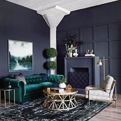 5-Ways-To-Use-a-Colorful-Sofa-In-Your-Living-Room-8 5-Ways-To-Use-a-Colorful-Sofa-In-Your-Living-Room-8