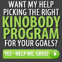 Kinobody Survey Find out which program is best suited for your health, fitness and weight loss goals