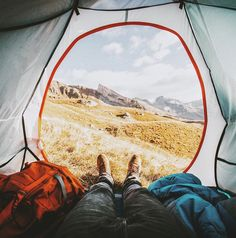 Many view camping as a chance to escape from the stress of life and commune with nature. Camping can be a lot of fun, but it's vital that you have some basic information to help make the trip go as planned. Camping Life, Tent Camping, Camping Hacks, Camping Ideas, Get Outdoors, The Great Outdoors, Landscape Photography, Travel Photography, Adventure Aesthetic