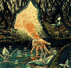 James R. Eads is multi-disciplinary artist who plays with color and motion to produce alluring illustrations of stunning vibrance and. Mystique, Psychedelic Art, Surreal Art, Aesthetic Art, Love Art, Art Inspo, Amazing Art, Art Reference, Fantasy Art