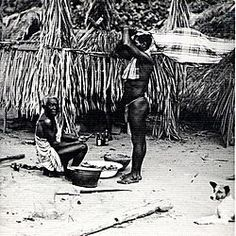 """Maroon (people) - Wikipedia, the free encyclopedia // """"Maroons (from the American Spanish word cimarrón: """"feral animal, fugitive, runaway"""") were African refugees that escaped slavery in the Americas and formed independent settlements."""""""