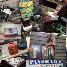Diverse Brocante kleine spullen, niet alles staat in de shop, maar kijk gerust op www.brocant-aspect.nl