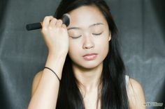 How to Do Your Makeup Flawlessly Moisturizer, primer, concealer, foundation, setting powder, blush, etc.