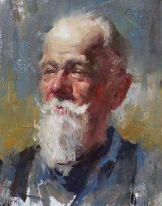 an oil painter