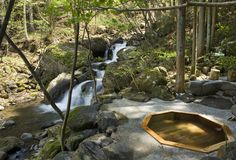 Book Tatsunoyasanso Satonoyu in Fukushima Tuchiyu Onsen— All roo・・・ Hot Tub Backyard, Fukushima, Hot Springs, Baths, Hotels, Japanese, Pictures, Photos, Spa Water