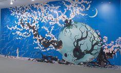 Chiho Aoshima – Asleep, dreaming of reptilian glory | It's Not For Everyone