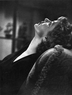 Ingrid Bergman by Robert Capa