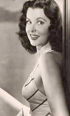 Arlene Dahl - early publicity (1940s)....In 1948, Dahl reportedly had a brief relationship with then U.S. Representative John F. Kennedy of Massachusetts.