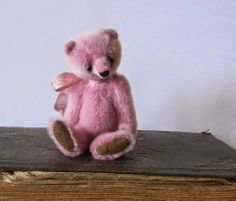 Tinybear Studio Shop ** Tina Jensen from Denmark makes the most adorable tiny bears!!