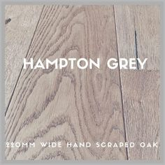 Hampton Grey oak floorboards is a true Hampton cottage style floor, almost as is if direct for the American south coast. The divine hybrid colours must be seen to be believed. Flooring For Stairs, Timber Flooring, Grey Flooring, Vinyl Flooring, Grey Floorboards, White Oak Floors, Die Hamptons, Hamptons Style Homes, Rugs