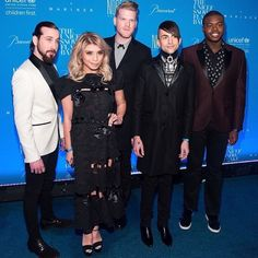 Honored to celebrate UNICEF at the #UNICEFsnowflake Ball in NYC last night. by ptxofficial