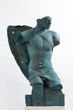 Igor Mitoraj, Angelo on ArtStack #igor-mitoraj #art