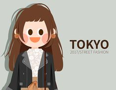 """Check out new work on my @Behance portfolio: """"2017 TOKYO girls fashion in F/W"""" http://be.net/gallery/56957365/2017-TOKYO-girls-fashion-in-FW"""