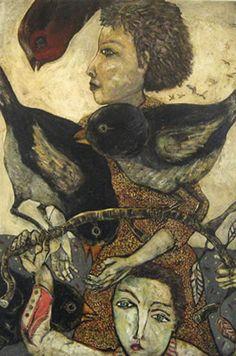 Terry Turrell art presented by sgfa   sue greenwood fine art