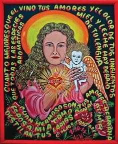 Lu.Cu.Ma. Retrato de madre e hija, con pasajes de El Cantar de los Cantares.