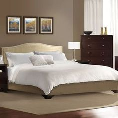Lifestyle Solutions Magnolia Cal King Bed