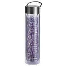Tea to go Glas Andalusia Flowtea To Go, Kitchenware, Tableware, Andalusia, Water Bottle, Mugs, Material, Products, Lilac