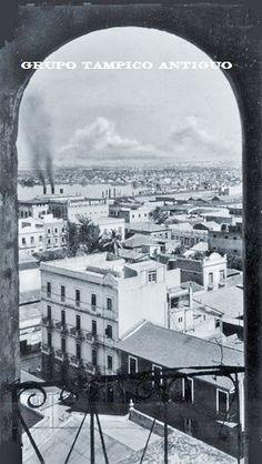 Vista de Tampico desde catedral