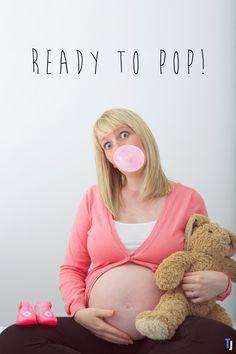 Ready to pop! Maternity shoot ideas