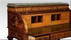 Sheraton stílusú klasszicista bútor