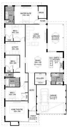 Home designs the envy pinterest envy and house luxury home designs perth luxury house plans national homes malvernweather Gallery