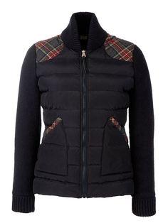 Aigle Frostjack Padded Jacket, Midnight Navy £150